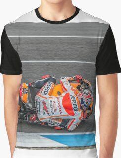 Marc Marquez 2014 Moto GP Graphic T-Shirt
