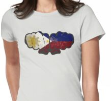 Philippines! Womens Fitted T-Shirt