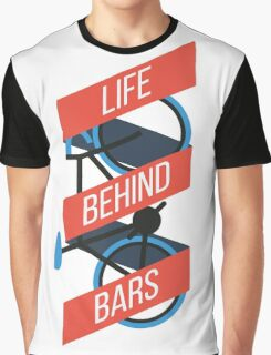 Life Behind Bars Graphic T-Shirt