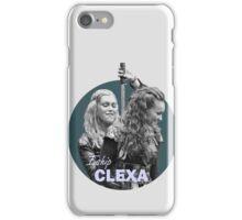 I Ship Clexa - The 100  iPhone Case/Skin