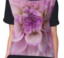 Pink Dahlia Women's Chiffon Top
