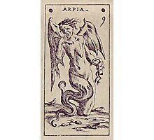 Arpia Tarot Photographic Print
