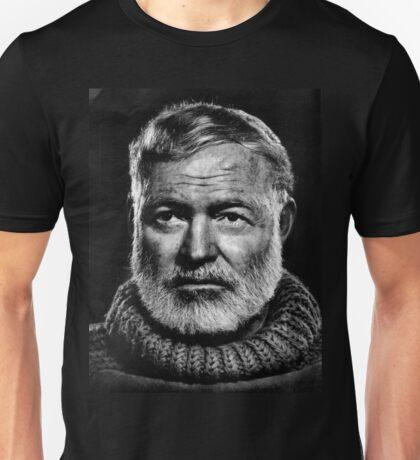 Ernest Hemingway  Unisex T-Shirt