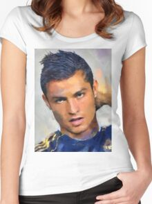 Cristiano Women's Fitted Scoop T-Shirt