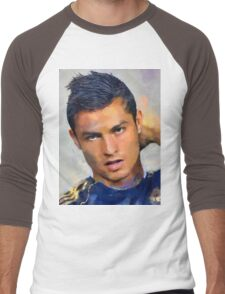 Cristiano Men's Baseball ¾ T-Shirt