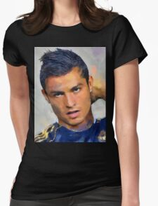 Cristiano Womens Fitted T-Shirt
