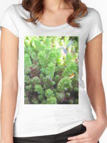 Fatties buds Women's Fitted Scoop T-Shirt