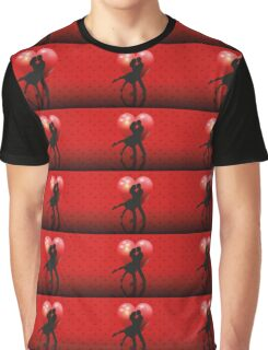 Silhouette lovers Graphic T-Shirt