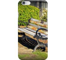 Peace in Park 2 iPhone Case/Skin