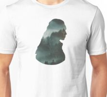 Lexa - The 100 - Forest Unisex T-Shirt