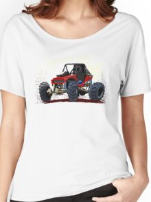 Cartoon Buggy Women's Relaxed Fit T-Shirt