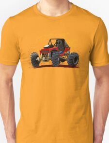 Cartoon Buggy Unisex T-Shirt