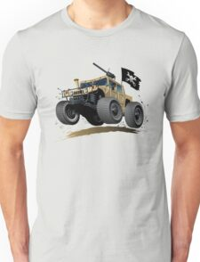 Cartoon Hummer Unisex T-Shirt