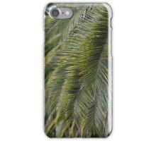 aligned paml trees iPhone Case/Skin