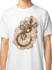 Steampunk Gecko Lizard Vintage Style Classic T-Shirt