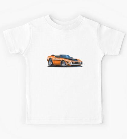 Cartoon muscle car Kids Tee