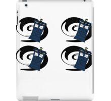 Doctor Who Pattern 2 iPad Case/Skin