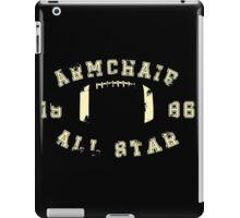 Armchair All Star Football iPad Case/Skin