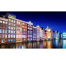 Amsterdam... Photographic Print