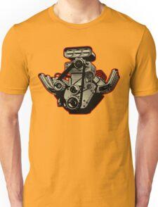 Cartoon Engine Unisex T-Shirt
