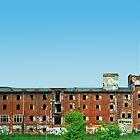 Abandoned factory by Arie Koene