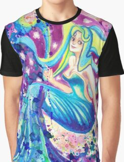 Moon Goddess Graphic T-Shirt