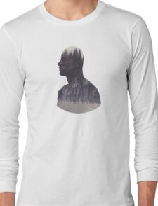 Lincoln - The 100 - Forest Long Sleeve T-Shirt