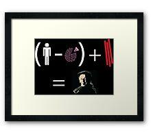 = Walter Framed Print