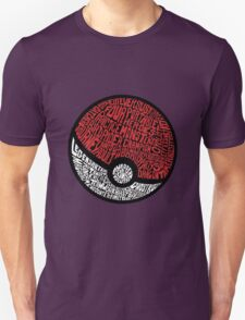 wild pokemon T-Shirt
