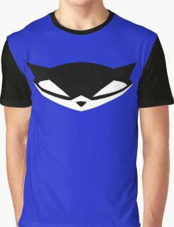 Sly Cooper (Black) Graphic T-Shirt