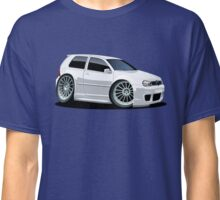 Cartoon Car VW Classic T-Shirt