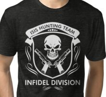 HUNTING TEAM Tri-blend T-Shirt
