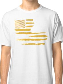 Gold Louisiana Flag Classic T-Shirt