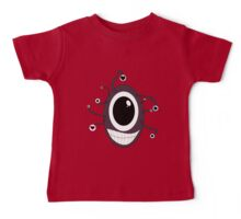 Cute Beholder - Dungeons and Dragons Baby Tee