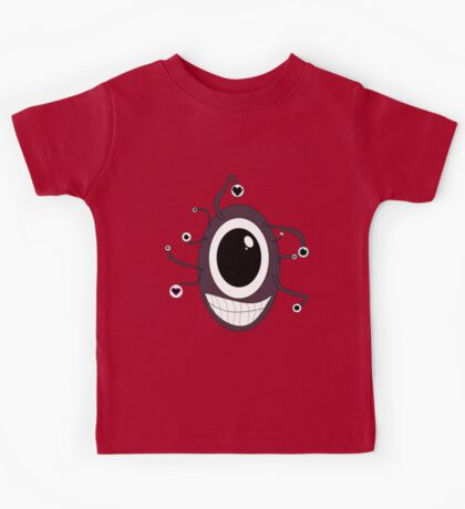 Cute Beholder - Dungeons and Dragons Kids Tee