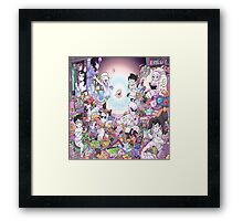 Homestuck Framed Print