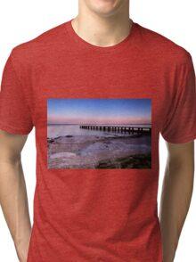 A new day Tri-blend T-Shirt