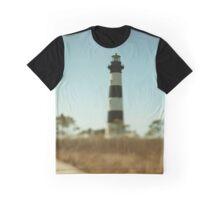 Summer Stripes Graphic T-Shirt