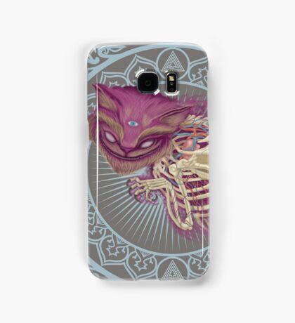 The Cheshire Cat  Samsung Galaxy Case/Skin