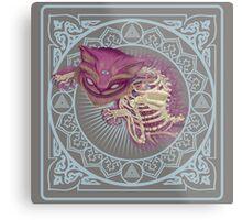 The Cheshire Cat  Metal Print