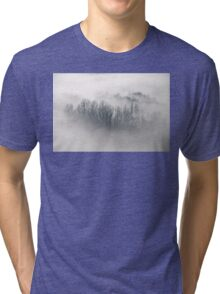 Forest & Fog Tri-blend T-Shirt