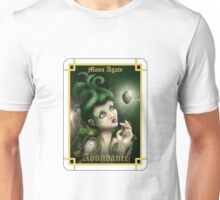 Gemstone Oracle Card - Abundance Unisex T-Shirt