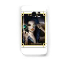 Gemstone Oracle Card - Illumination Samsung Galaxy Case/Skin