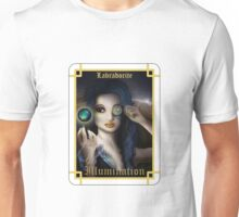 Gemstone Oracle Card - Illumination Unisex T-Shirt