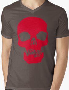 Venture Bros Red Skull! Mens V-Neck T-Shirt