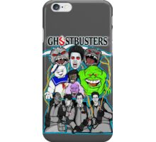 Ghostbusters villains collage iPhone Case/Skin
