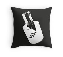 Vape Design RDA Black 'n White Throw Pillow