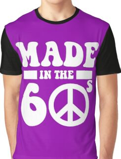 Made in the 1960's Graphic T-Shirt