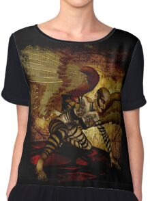 Cyber Angel: The Second Coming Women's Chiffon Top