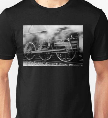 Steam Locomotive Gear Unisex T-Shirt